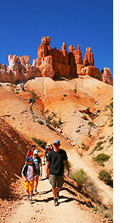 Family Bryce Zion Grand Canyon photo